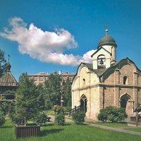 Церковь Трифона в Напрудном :: anderson2706