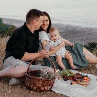 Семейная фотосессия для семьи Нижниковых :: Яна Калтурова