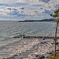 Морской пейзаж :: Vladimir Dunye