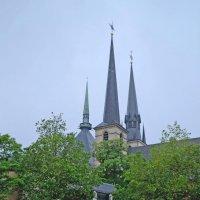 Дождливый день в Люксембурге :: Нина Синица