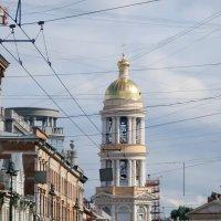 Колокольня Владимирского собора :: Ирина Фирсова