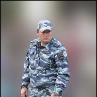 Старший лейтенант :: Александр Тарноградский