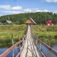 Мост через Бабку :: Алексей Сметкин