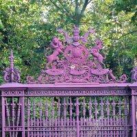 Королевские ворота Кенсингтонского сада в Лондоне, Великобритания :: Галина