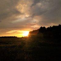 огни уходящего солнца :: Серж Поветкин