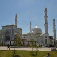 Белая мечеть.. :: Андрей Хлопонин