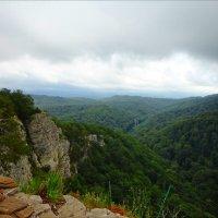 В горах Кавказа :: Надежда