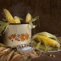 Горячая кукуруза :: Алла Шевченко