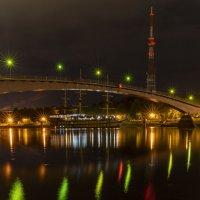Ночь. Мост. :: Арина