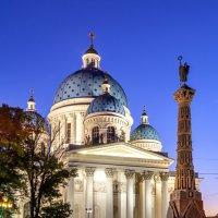 Собор Святой Живоначальной Троицы :: Руслан Лиманский
