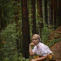 В лесу. :: Андрей + Ирина Степановы