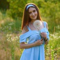 Красивая девушка :: Виталий Бойченко