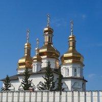 Свято-Троицкий мужской монастырь :: Светлана