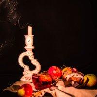 Свеча горела на столе, свеча горела..... :: Наталья Татьянина
