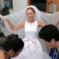 Утро невесты :: Владимир Помазан