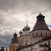 Борисоглебский монастырь :: Евгений