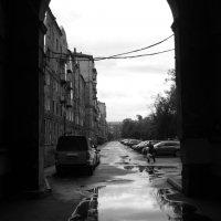 После дождя. :: Радмир Арсеньев