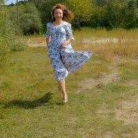 Вбегаю в осень :: Yulia Raspopova