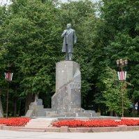 Ленин в Великом Новгороде :: Олег Пученков