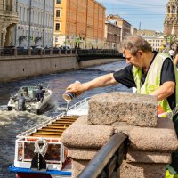 Петербург - культурная столица... :: Олег Фролов