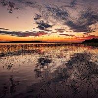 Закатное небо :: Юлия Новикова