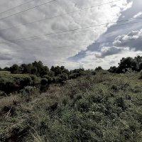 Облачный денек на Дубне :: Екатерина К.