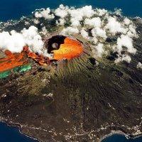 Извержение в океане :: irina Schwarzer