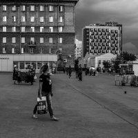 На вокзале :: Елена Берсенёва