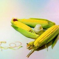 Кукуруза :: Наталия Лыкова