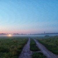 дорога в утро :: юрий иванов