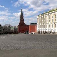Боровицкая башня Московского кремля. :: веселов михаил