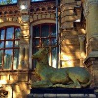 резиденция князя Н.К.Романова(фрагмент). :: Светлана Баталий