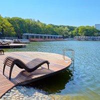 Железноводск. Городской парк. Парковое озеро :: Николай Николенко