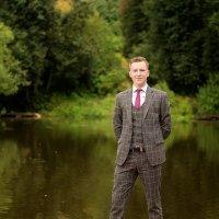 Портрет с прогулки в Заречье. :: Виталий Устинов