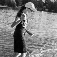 Танцы на воде :: Людмила Волдыкова