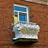 Ажурный балкончик :: Василий
