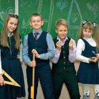 Школьные годы чудесные Четвертого класса :: Дмитрий Конев