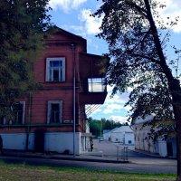Дом с балконом на Молочной горе :: ТаБу