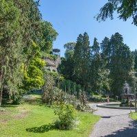 городской парк Überlingen - Bodensee :: Viktor S