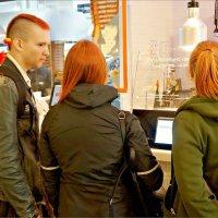 Послушай, парень, что я тебе скажу... Рыжим скидка !!!. :: Кай-8 (Ярослав) Забелин
