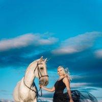 Фотосессия с лошадьми :: Светлана Тимошенина