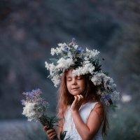 лесная нимфа :: Ирена Федорова