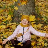 Осень... :: Иллона Солодкая