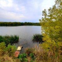 Сентябрь на Москва-реке :: Екатерина