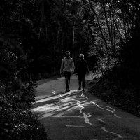 Прогулка в парке :: Natalia Pakhomova