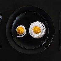 Завтрак вязальщицы :: Виктория Иванова