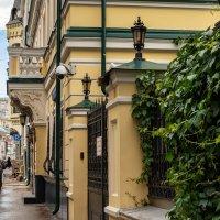 Москва. Нащокинский переулок. :: Надежда Лаптева