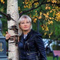 Осенние фотосессии... :: Анна Приходько