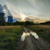"""Вариации на тему """"Я лужу всегда найду"""" :: Андрей Лукьянов"""