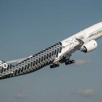 Airbus A350 :: Александр Святкин